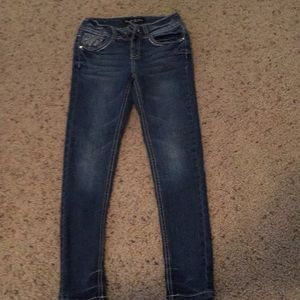 Girls size 8 jeans